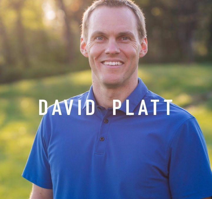 David Platt on Suffering and RMC2020