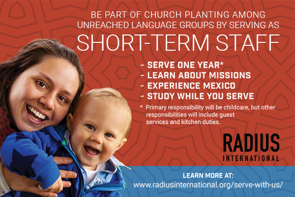 Short-term Staff Opportunity