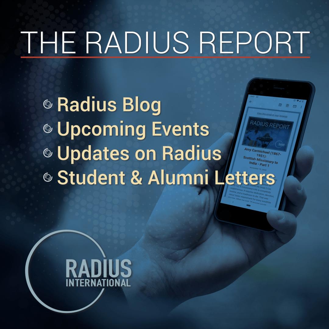 The Radius Report
