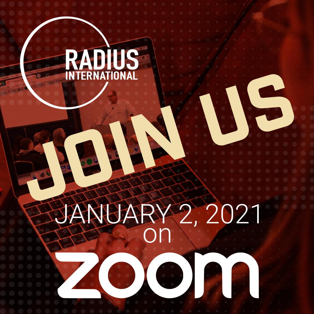 Radius Zoom Call