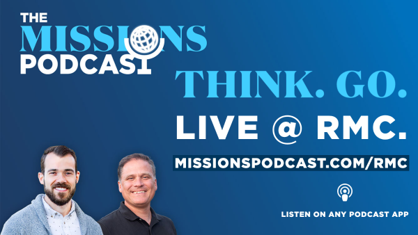 Missions Podcast Ad