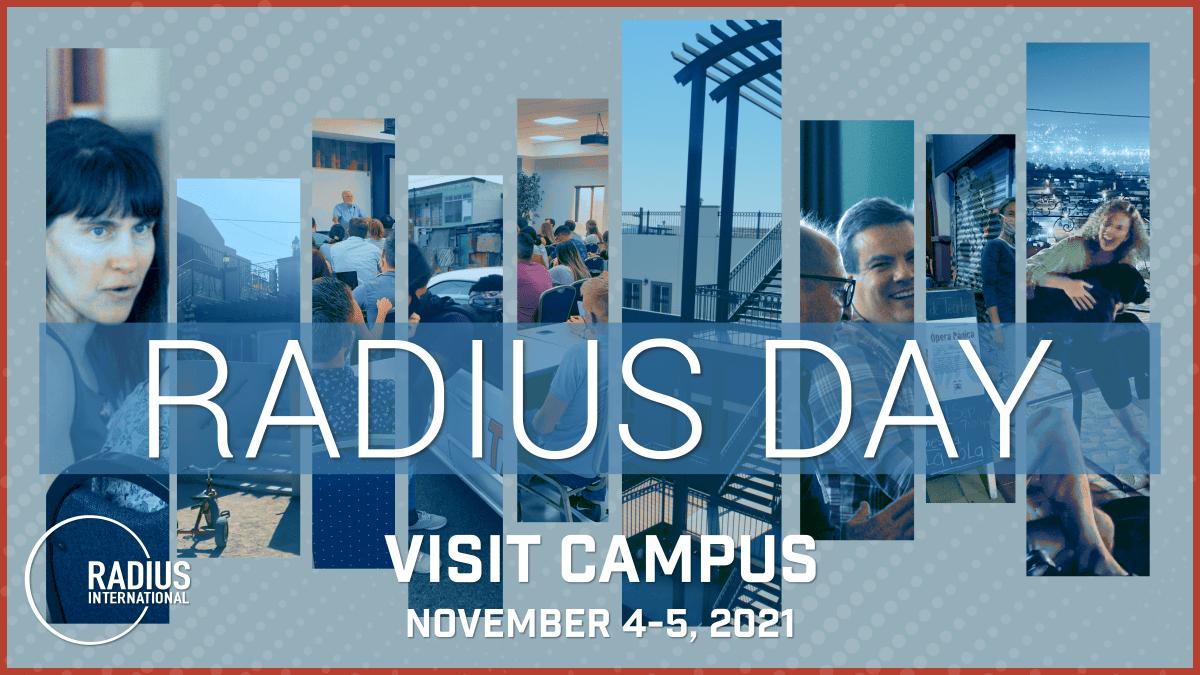 Radius Missiology Conference 2021